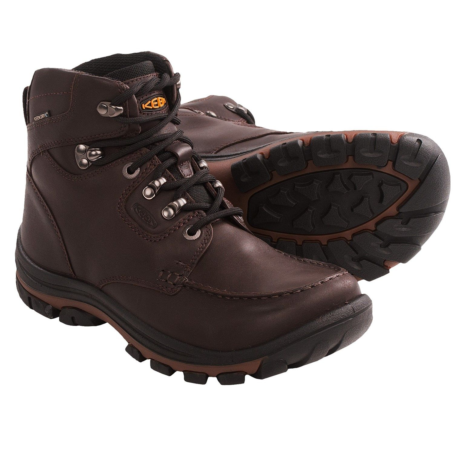Keen NoPo Boots Waterproof, Leather (For Men) Boots