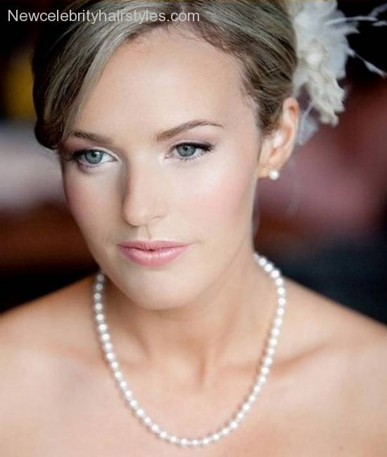 Bridal makeup for summer wedding - http://newcelebrityhairstyles.com/bridal-makeup-for-summer-wedding/