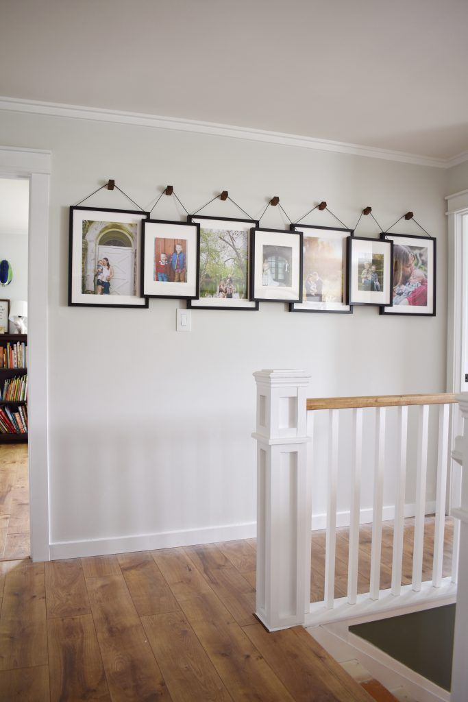 Photo of One room Challenge Week 5 – DIY modern gallery wall and a PB Mirror – Hilltown Home Inspiration