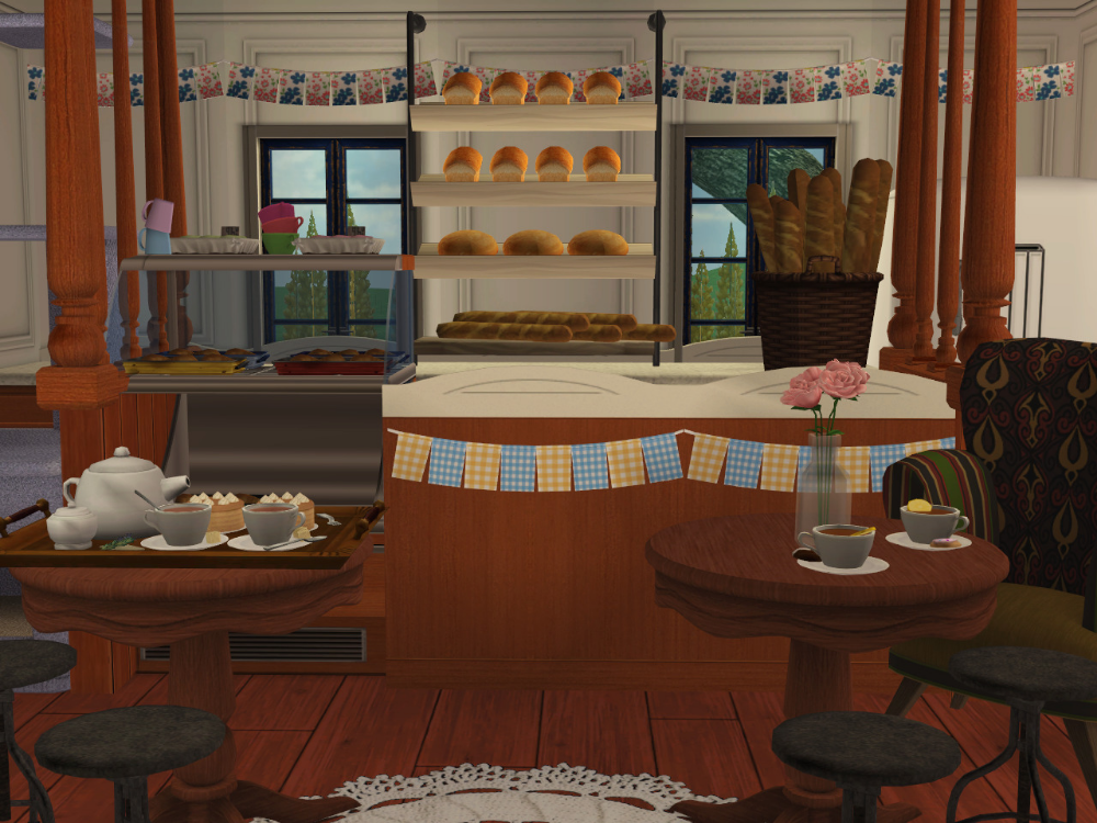 Moocha S Muses Not Sure Who Would Even Run A Bakery In Owl Kitchen Clutter Home Decor Home