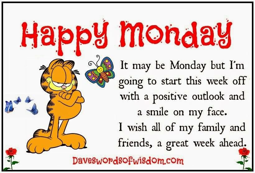 Garfield Monday Good Morning Happy Monday Good Morning Happy Good Morning Quotes