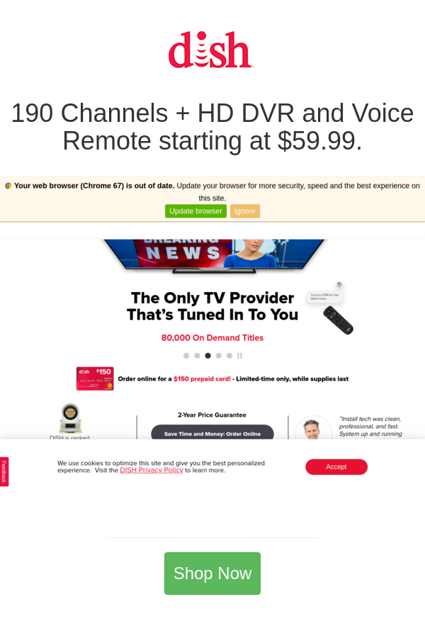Best Deals And Coupons For Dish Network Subscriber Referral In 2020 Tv Providers Internet Providers Voice Remote