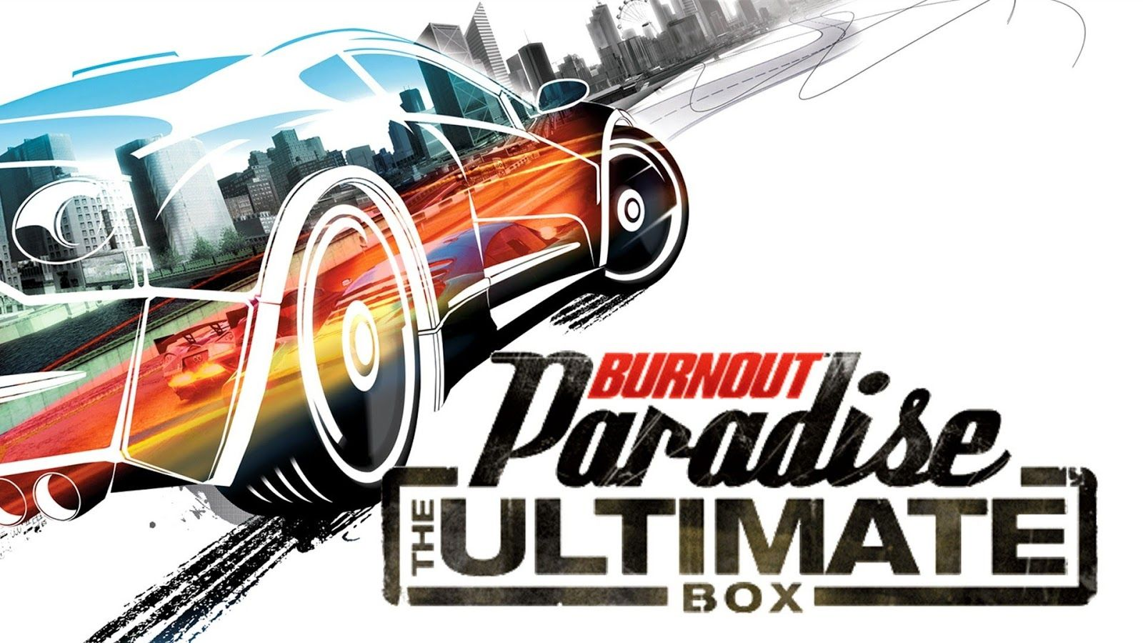 Burnout Paradise PC Game Free Download Full Version Burnout