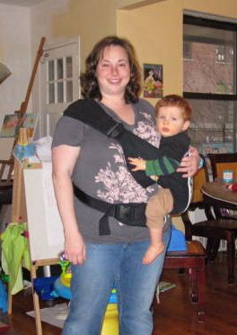 Scootababy A Very Hip Baby Carrier Babywearing Pinterest