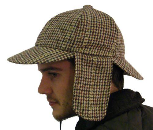 neues klassisch Genießen Sie kostenlosen Versand Hut Campbell Cooper Neu Hochqualitativ Sherlock Holmes ...
