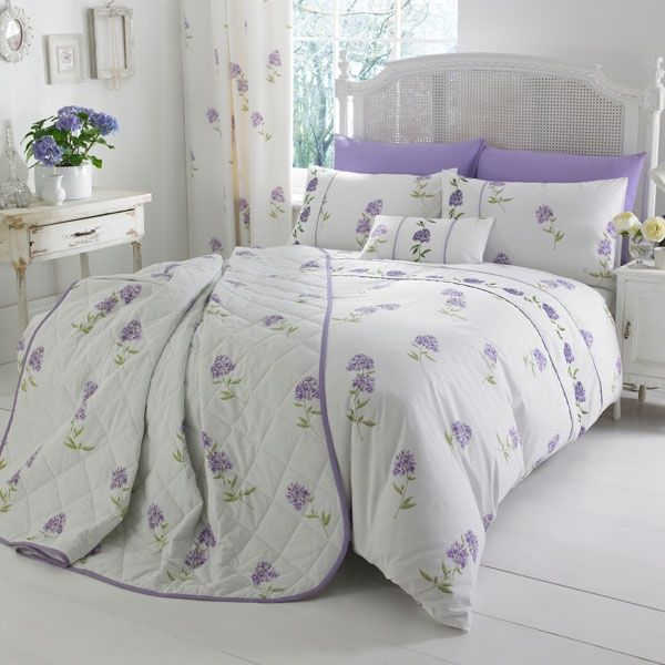 Lilac Alicia Collection Duvet Cover Set Dunelm Mill 28 For Bed Duvet Cover Sets Bed Bedding Sets