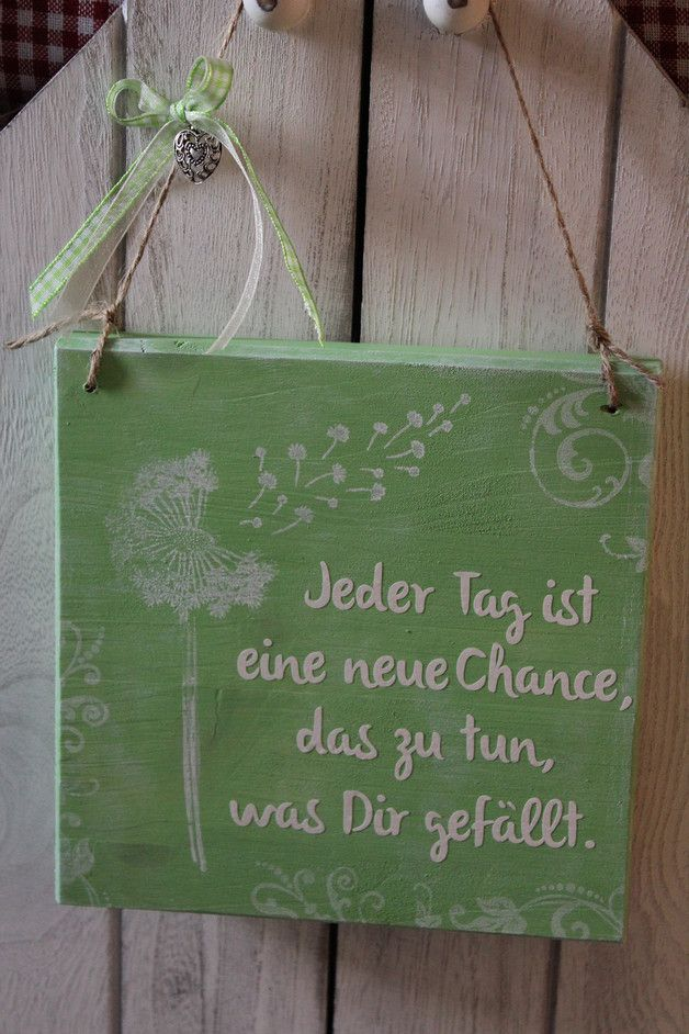 schild holz spruch lebe den moment chalky holzschilder. Black Bedroom Furniture Sets. Home Design Ideas