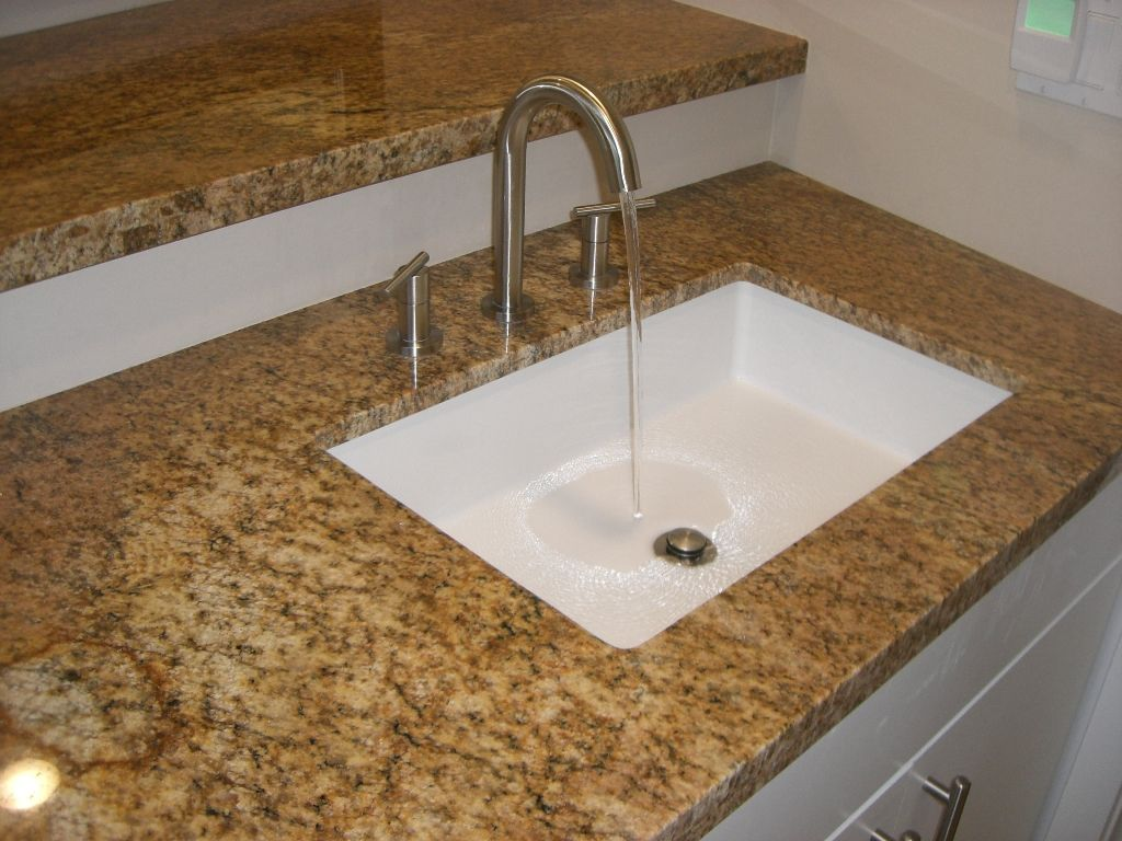 undermount bathroom sinks installation granite neubertweb com rh pinterest com
