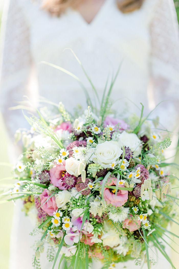 Ideen Fur Eine Gartenhochzeit Bouquets Boutonnieres Wedding