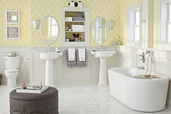 American Standard Offers A Diverse Selection Of Bath Tubs From
