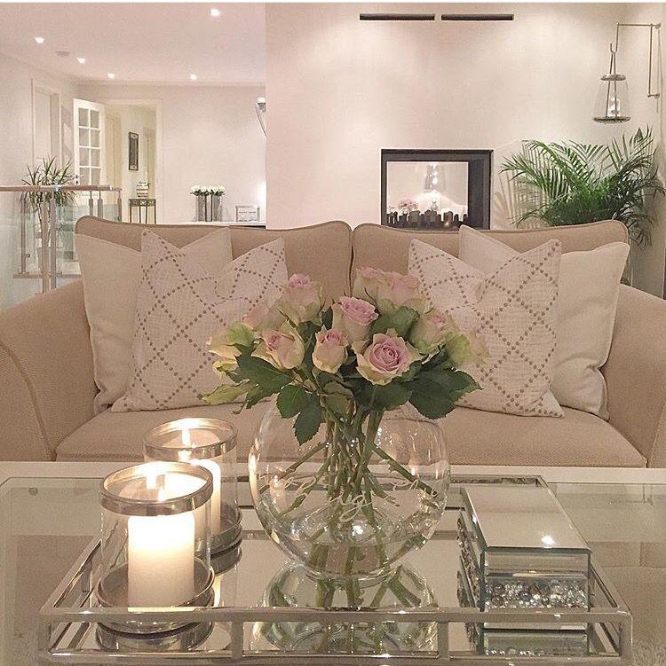 33 Beige Living Room Ideas: Living Room Decor Neutral, Table Decor Living