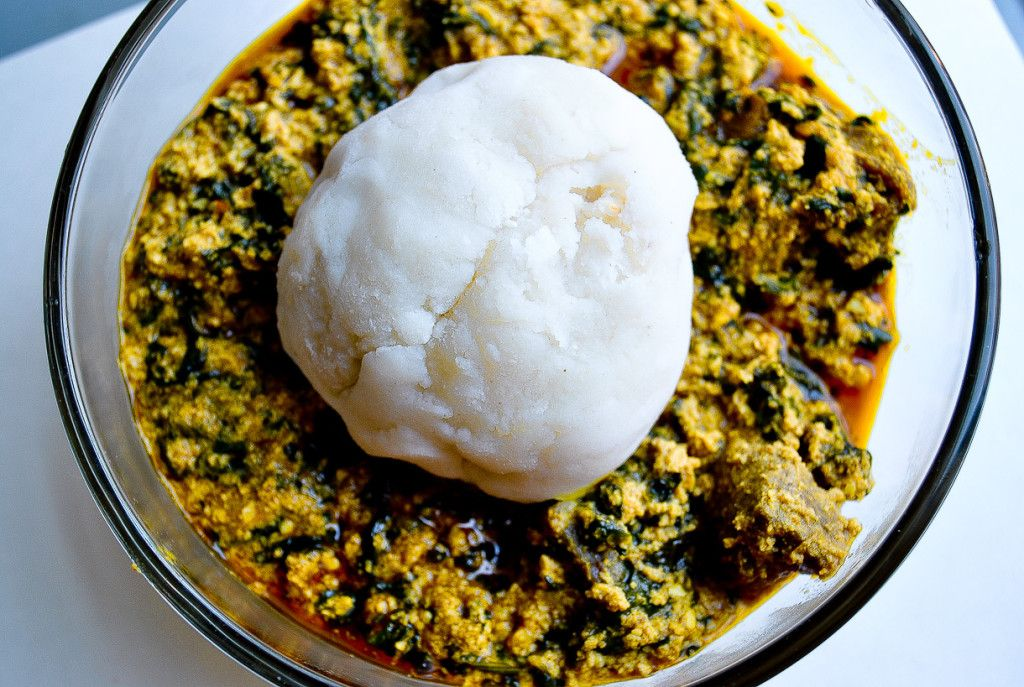 African Fufu: 10 Delicious Ways to Eat this Recipe | Food, Recipes ...