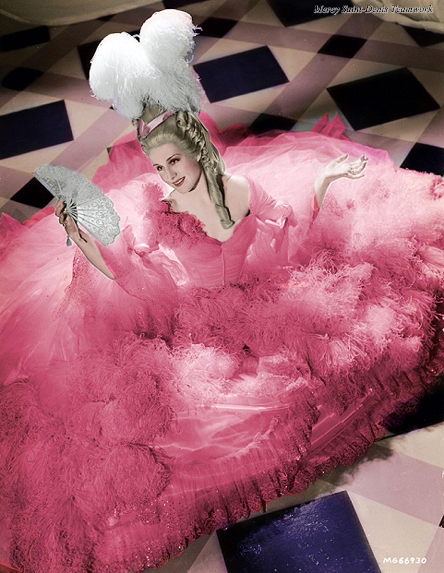 Norma Shearer as Marie Antoinette in 1938 movie. | Marie Antoinette ...