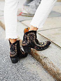 Queenwood Western Boot | Stivali, Scarpe e Scarpe basse