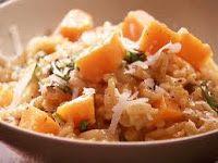 Spiced Pumpkin Rice from Lucy Arlington.
