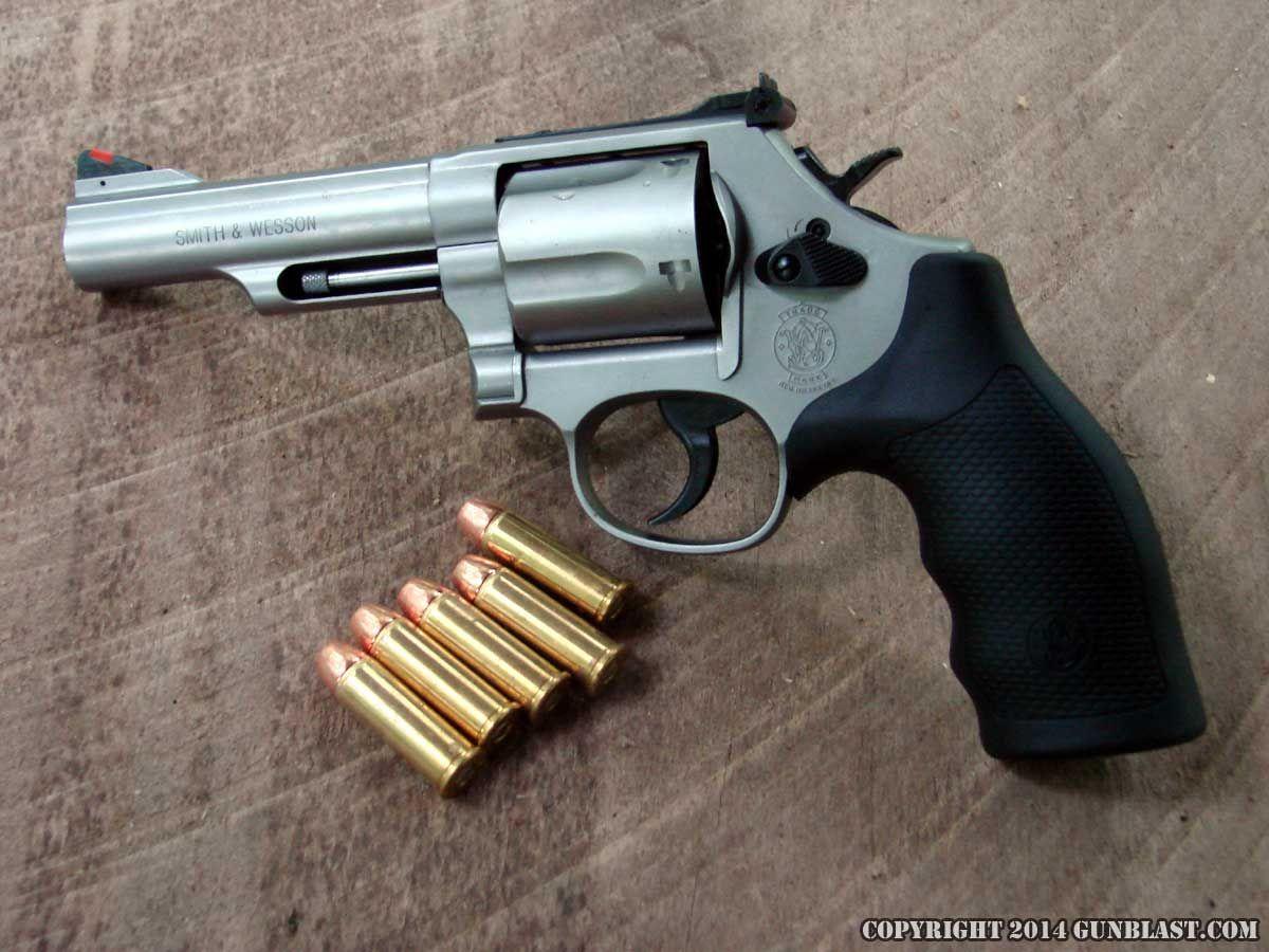 Smith & Wesson Model 69 Combat Magnum Five-Shot 44 Magnum