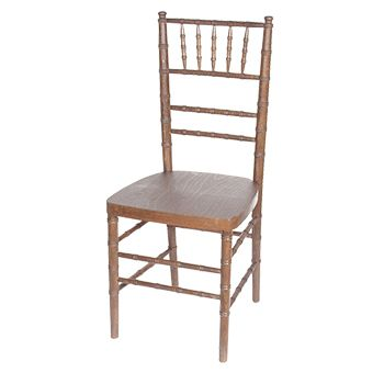 Reception Chair Fruitwood (Stackable)