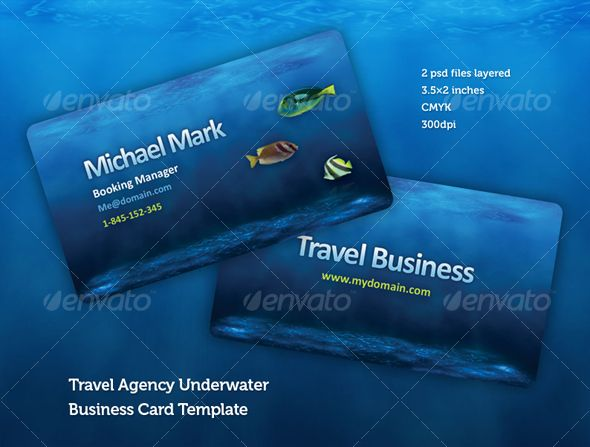 Travel Agency Business Card Design Template Business Card Template Design Business Cards Creative Templates Agency Business Cards