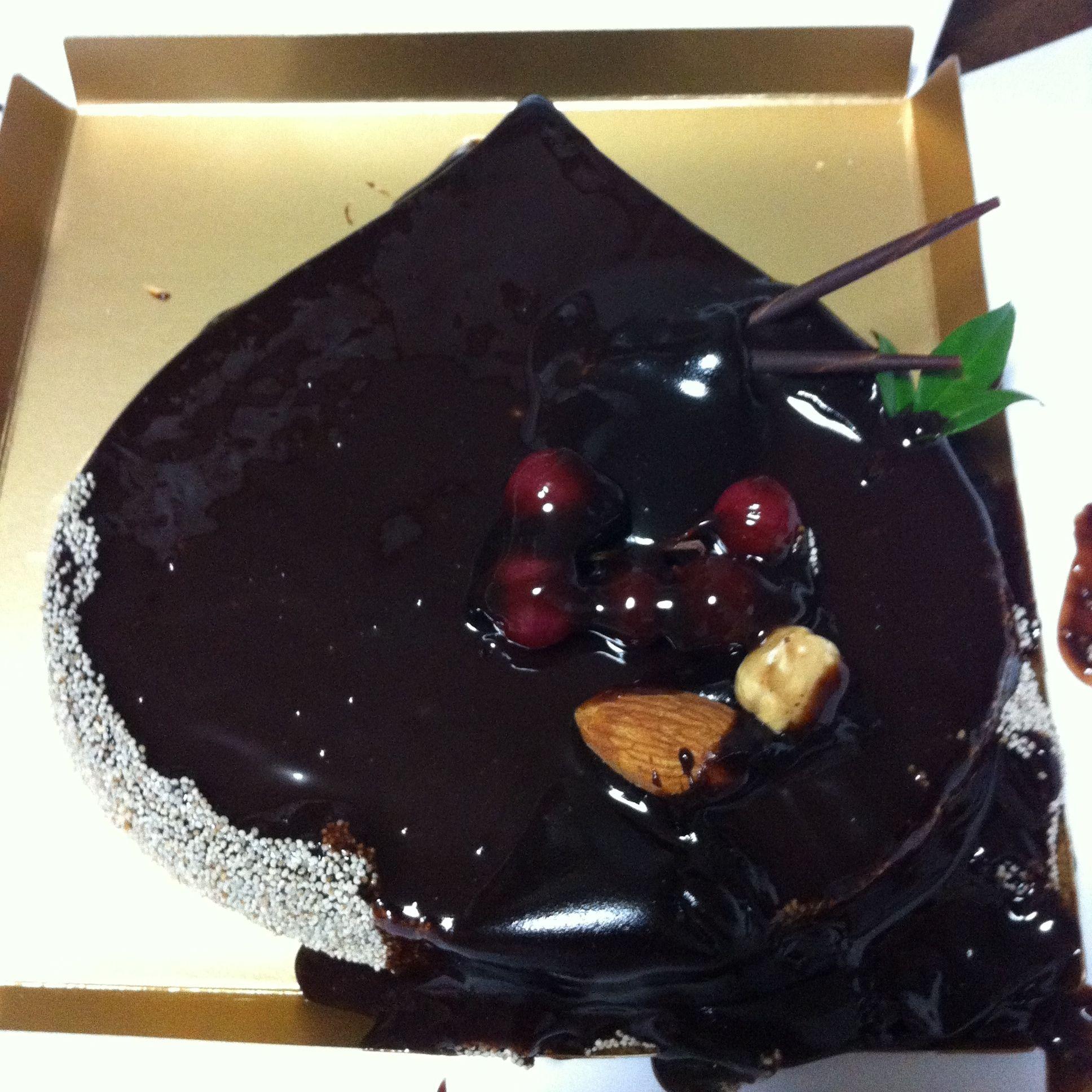 残念なマロンケーキ