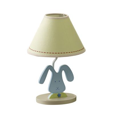 Fun Faces Blue Nursery Lamp With Shade Meijer Com Nursery Lamp Blue Nursery Lamp