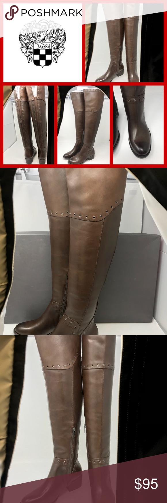 Vince Camuto Women/'s BESTAN Over The Knee Boot,