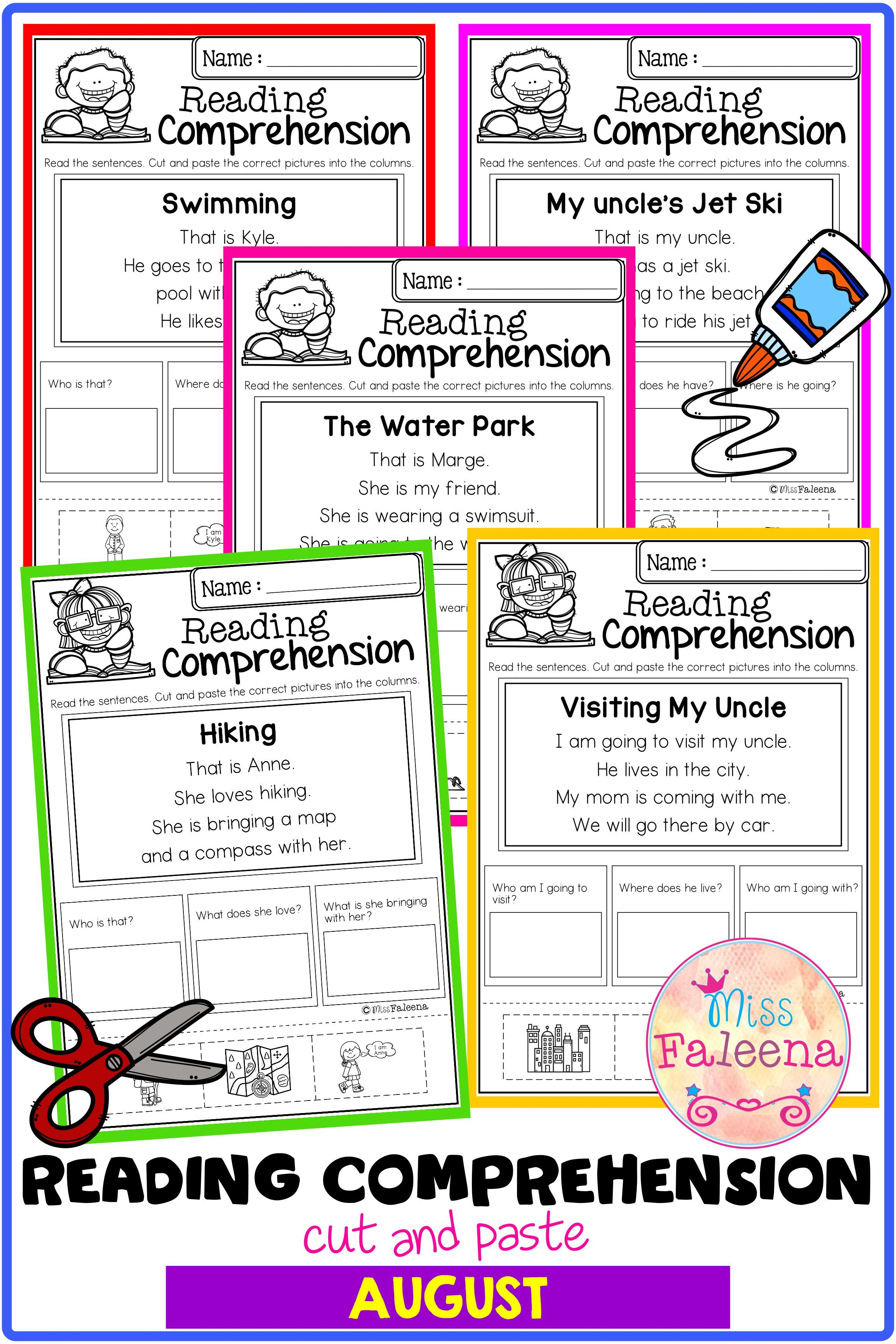 Pin On Comprehension