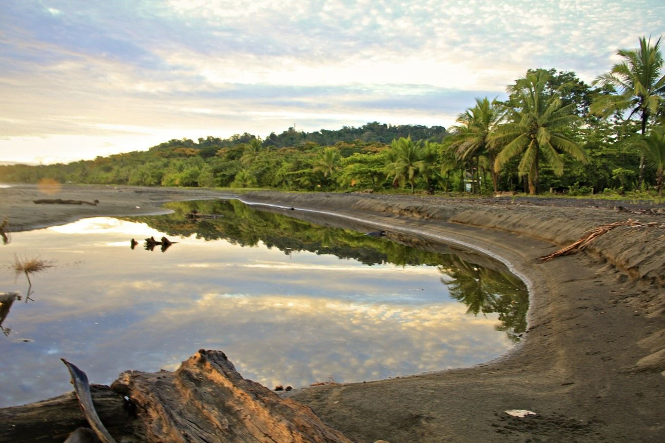It's worthwhile getting up early to catch a sunrise on one of the many beaches in Costa Rica.
