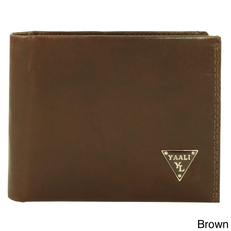Yaali Men's Bi-fold Wallet