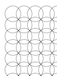 Incompetech Print Own Custom Grids And Sheets Circular Grid