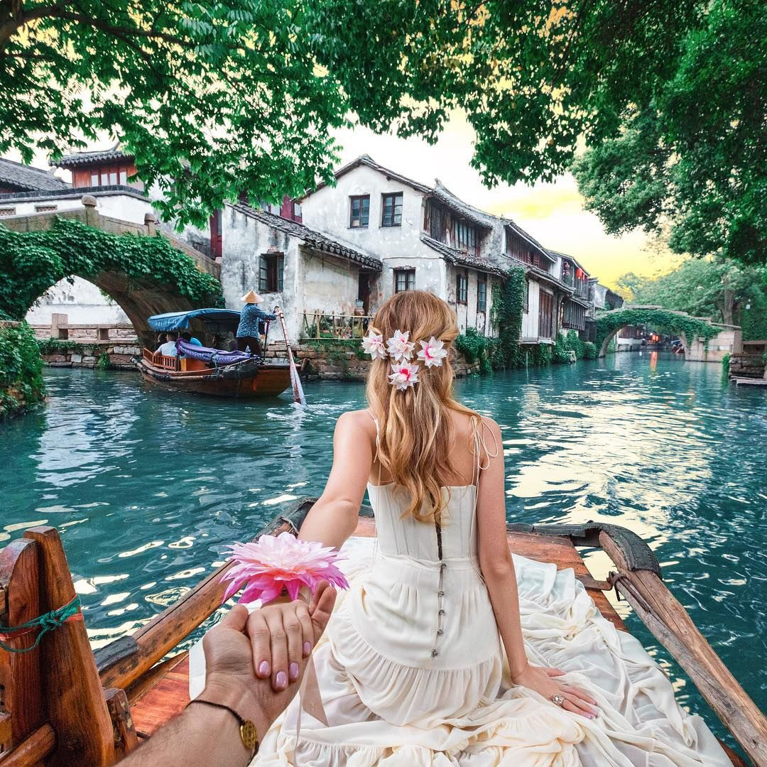 Followmeto Zhouzhuang With Natalyosmann Btw Do You Know What Does