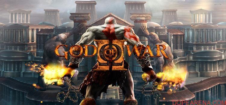 GOD OF WAR 2 PC [188 MB] | PC GAMES | Kratos god of war, God