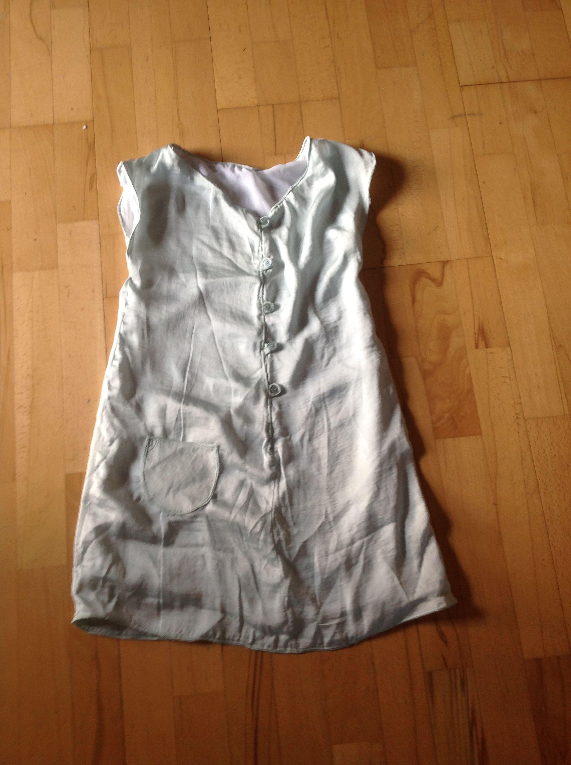 Hjemmelavet kjole af Johanne Andersen
