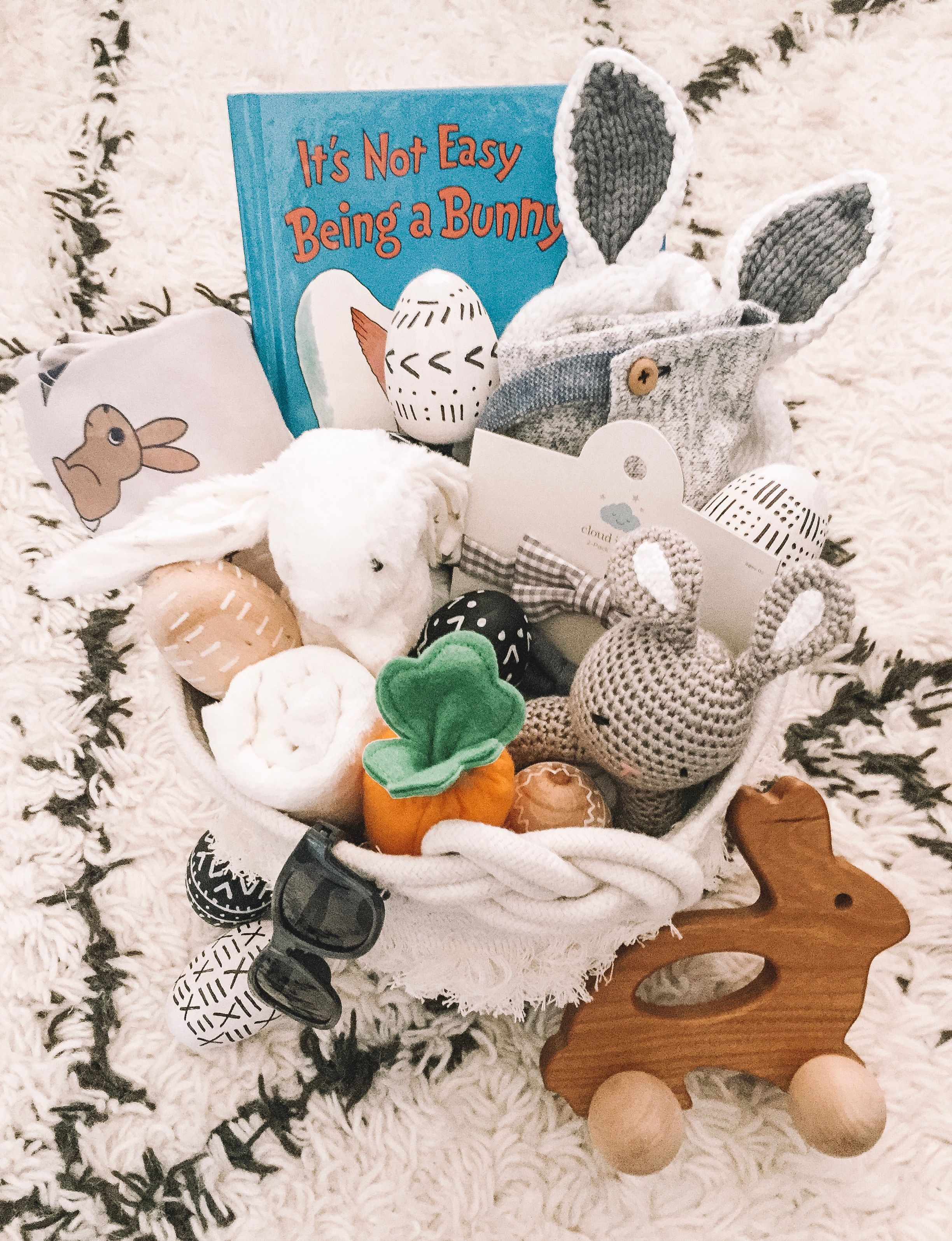 Photo of Easter Basket for Baby Boys