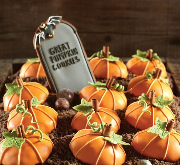 Halloween Cookie Ideas & Recipes - Second Batch!