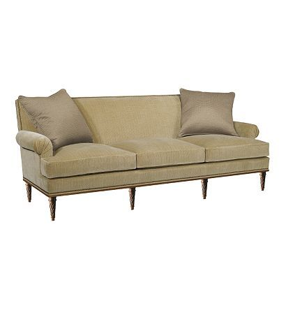 Carter Sofa From The Alexa Hampton 174 Collection By Hickory