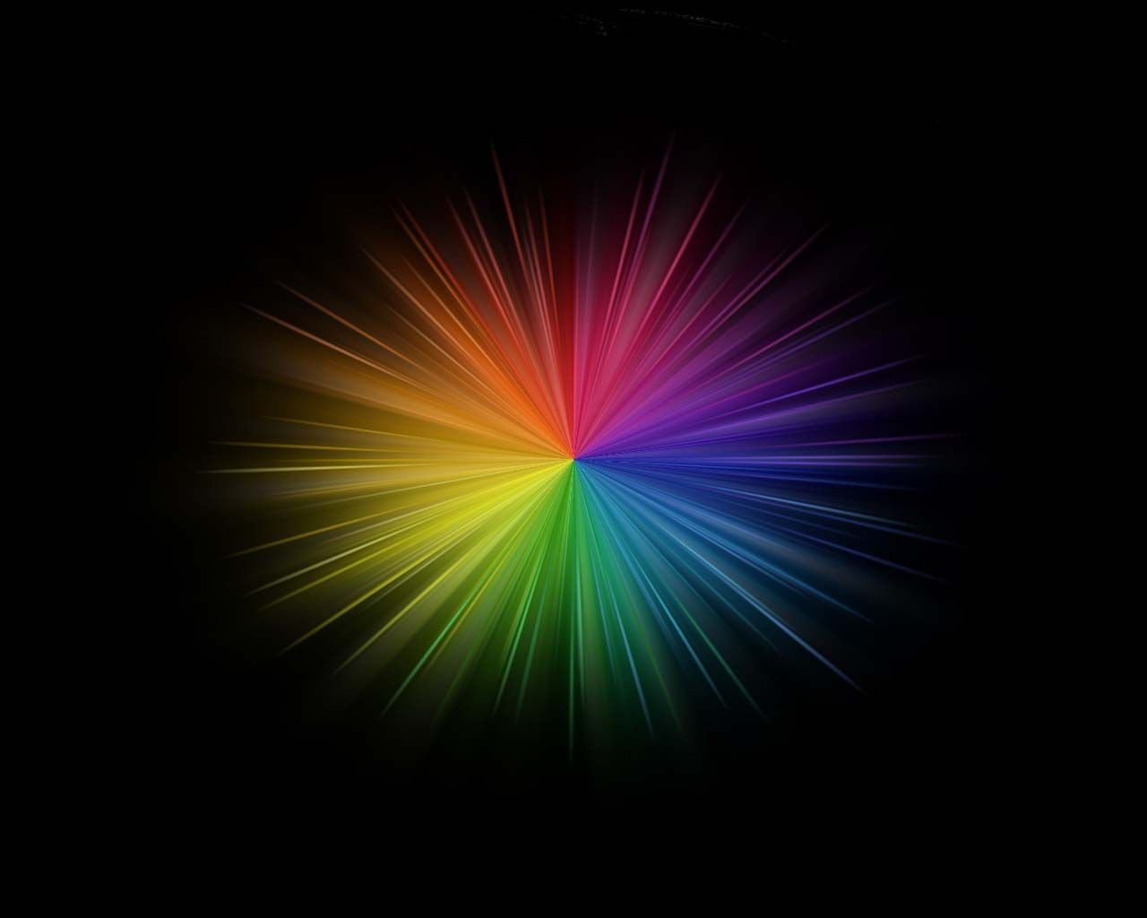 abstract rainbow background wallpaper black - photo #49