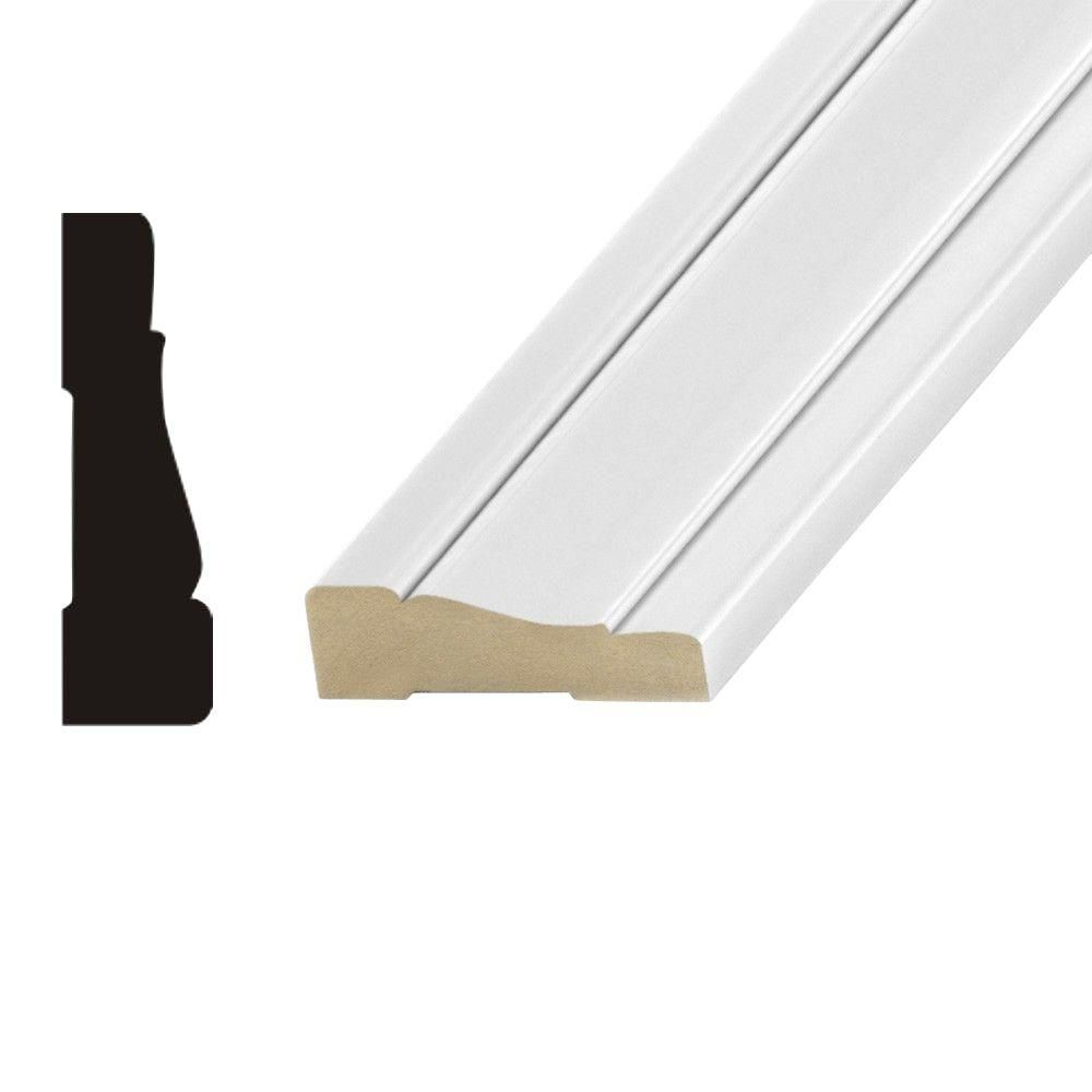 Kelleher Lwm356 5 8 In X 2 1 4 In Mdf Casing Mdf239a The Home Depot Door Casing How To Make Paint Corner Moulding