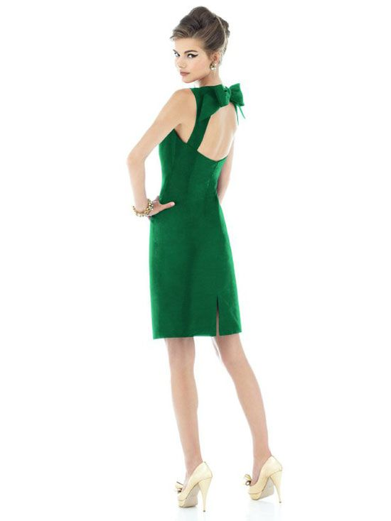 green holiday dresses - Dress Yp