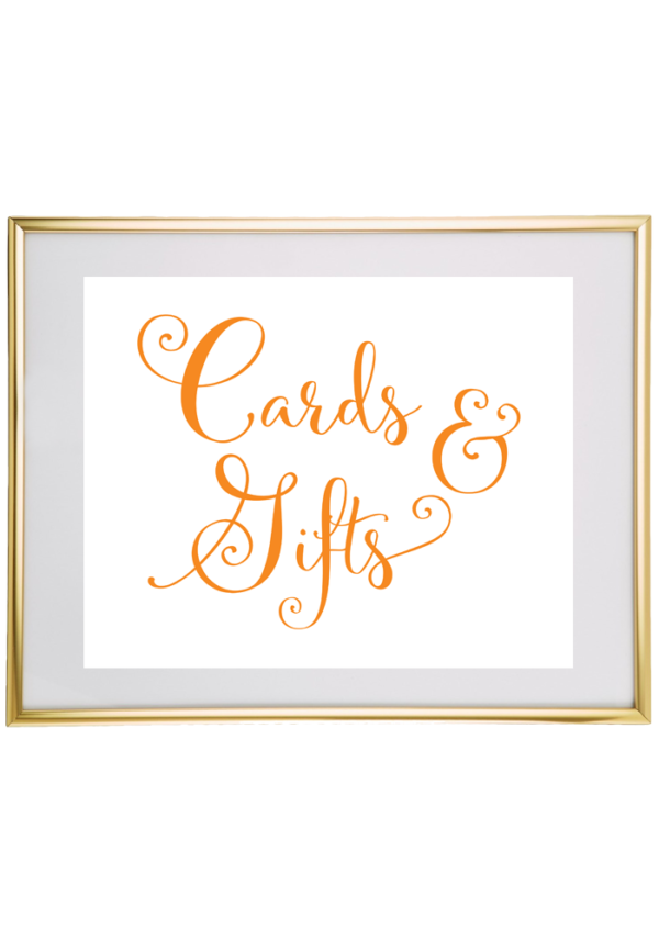 Cards And Gifts Wedding Sign Wedding Signs Wedding Gifts