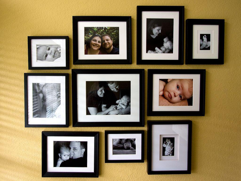 Schön Familienbilderrahmen Ideen Ideen - Benutzerdefinierte ...