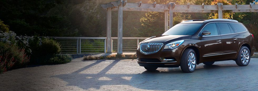 2013 Buick Enclave Luxury Crossover SUV   Buick #puremichigan