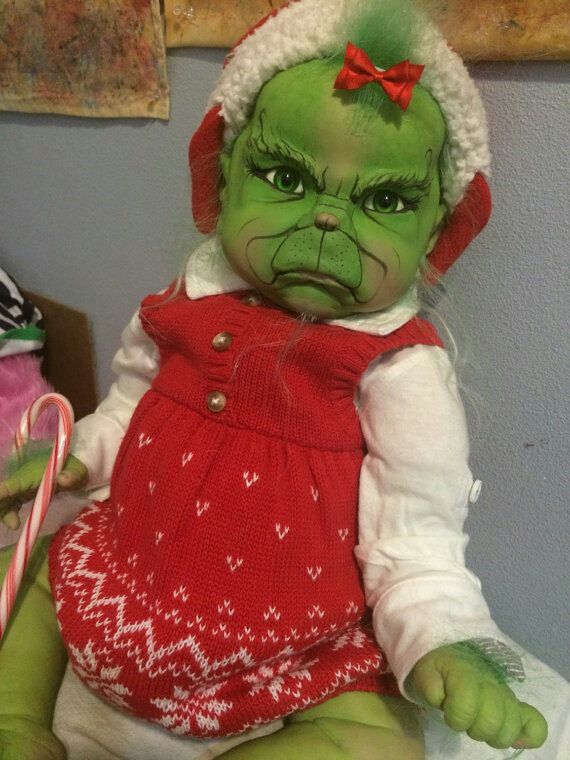 Pin By Karen Lindsey On Grinch Baby Pinterest Grinch