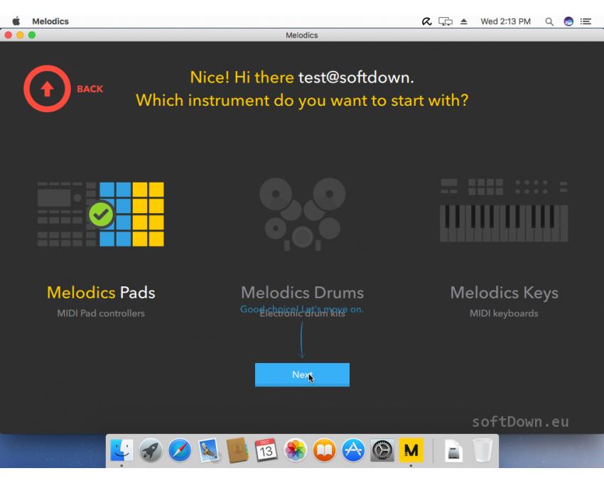 Melodics, Free Download - softDown eu | MAC OX | Free, Mac, App