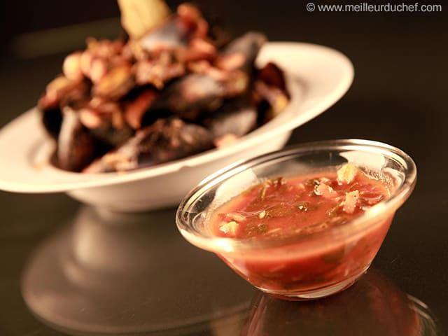Sauce escabèche - Recette de cuisine illustrée - MeilleurduChef.com