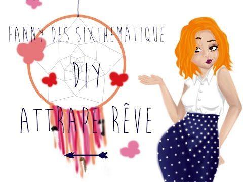 DIY – Attrape rêve géant | Sixthematique