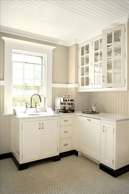 Benjamin moore crisp khaki looks like a pretty neutral for Neutral colors for living room and kitchen