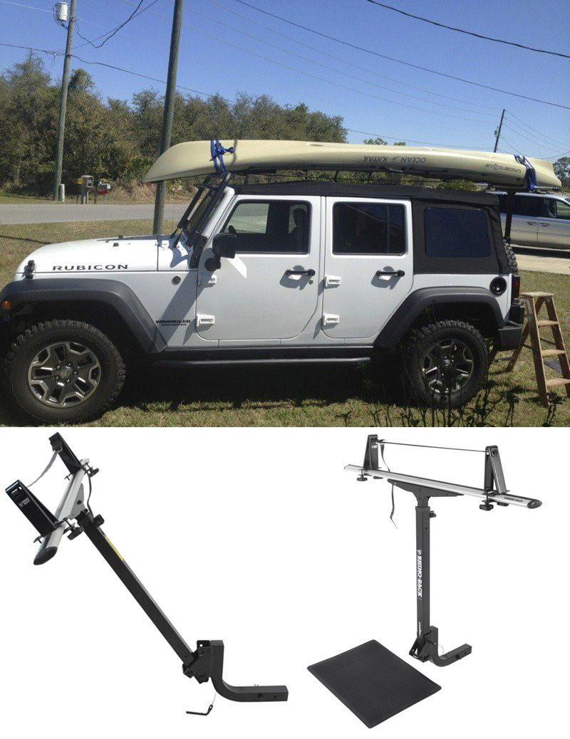 Rhino Rack T Load Hitch Mounted Load Assist And Support