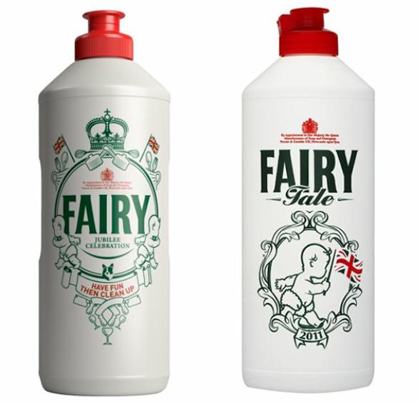 Fairy Washing-up Liquid