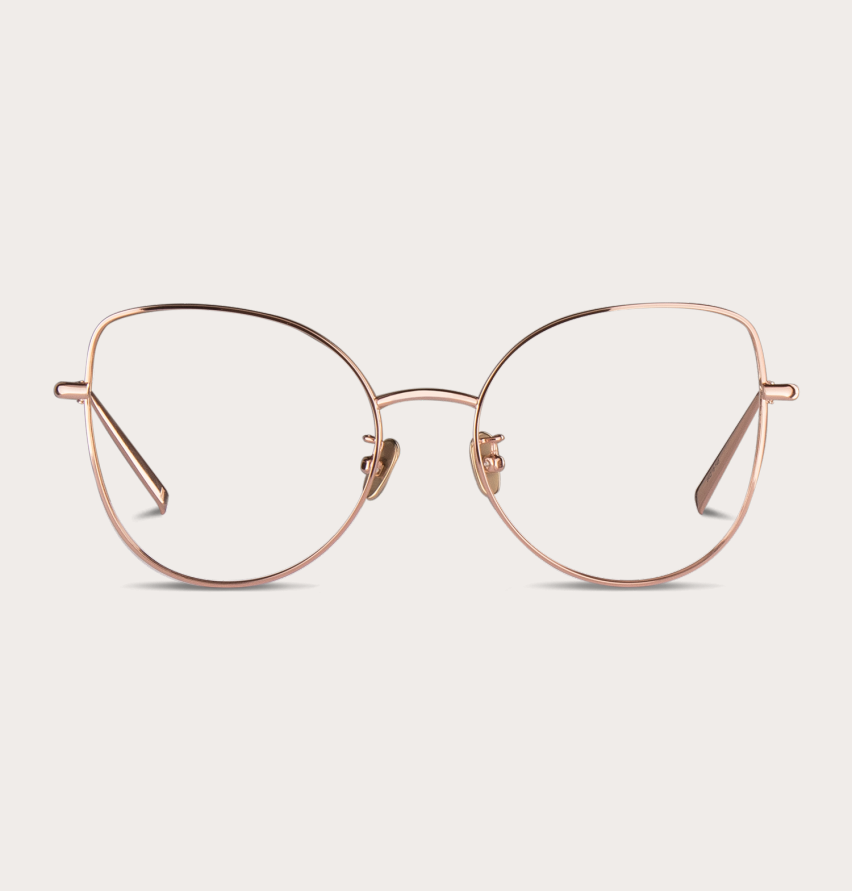 6c8344dfbca Who would go for Opal Antique Rose Eyeglasses this summer  The Small Thin  Mary from Céline is cute