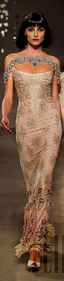 ♥ Romance of the Maiden ♥ couture gowns worthy of a fairytale - Georges Hobeika